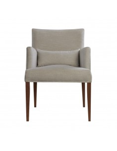 ANDREAS ARM CHAIR LINEN